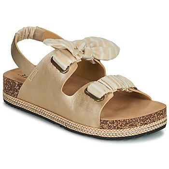 Chaussures Femme Sandales et Nu-pieds Armistice COLINE KNOT W Doré