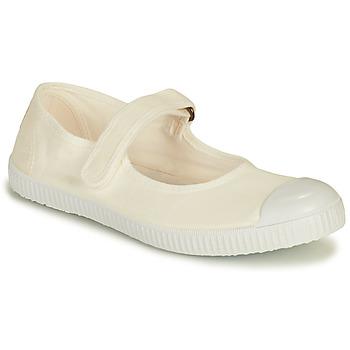 Chaussures Femme Baskets basses Victoria PUNTERA MERCEDES Blanc