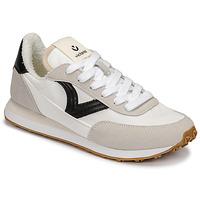 Chaussures Femme Baskets basses Victoria ASTRO NYLON Blanc / Noir