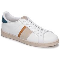Chaussures Homme Baskets basses Victoria TENIS VEGANA DETALLE Blanc