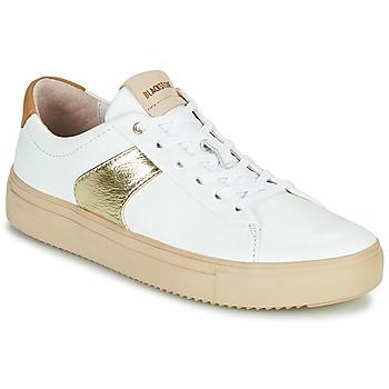 Chaussures Femme Baskets basses Blackstone VL57 Blanc