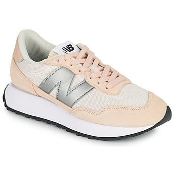 Chaussures Femme Baskets basses New Balance 237 Rose / Argenté