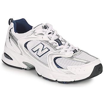 Chaussures Baskets basses New Balance 530 Blanc / Argenté