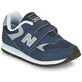 Chaussures Garçon Baskets basses New Balance 393 Bleu