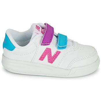 Baskets basses enfant New Balance COURT