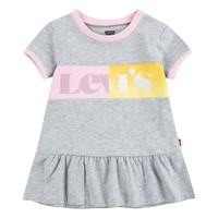 Vêtements Fille Robes courtes Levi's ROPPA Gris