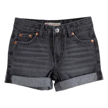 Vêtements Fille Shorts / Bermudas Levi's SOLITAR Gris