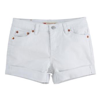 Vêtements Fille Shorts / Bermudas Levi's SOLITAR Noir
