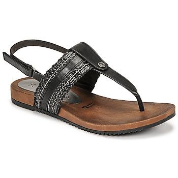 Chaussures Femme Sandales et Nu-pieds Tamaris LOCUST Noir