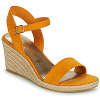Chaussures Femme Sandales et Nu-pieds Tamaris LIVIAN Jaune