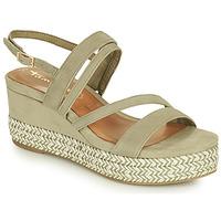Chaussures Femme Sandales et Nu-pieds Tamaris KANNIE Pistache