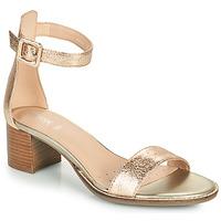 Chaussures Femme Sandales et Nu-pieds Geox D SOZY MID E Doré