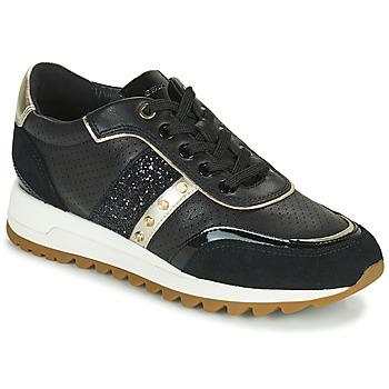 Chaussures Femme Baskets basses Geox D TABELYA B Noir