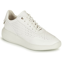 Chaussures Femme Baskets basses Geox D RUBIDIA C Blanc