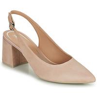Chaussures Femme Escarpins Geox D BIGLIANA A Beige