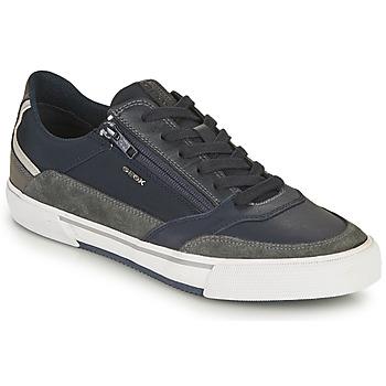 Chaussures Homme Baskets basses Geox U KAVEN B Marine