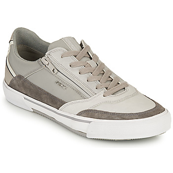 Chaussures Homme Baskets basses Geox U KAVEN B Gris