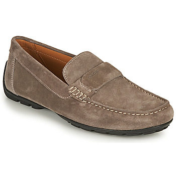 Chaussures Homme Mocassins Geox U MONER A Taupe