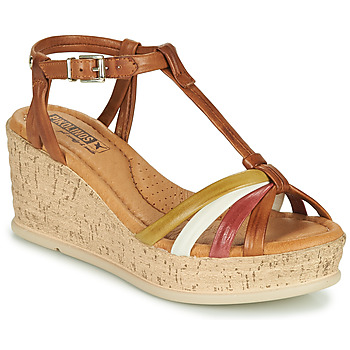 Chaussures Femme Sandales et Nu-pieds Pikolinos MIRANDA W2F Marron