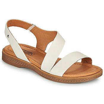 Chaussures Femme Sandales et Nu-pieds Pikolinos MORAIRA W4E Blanc