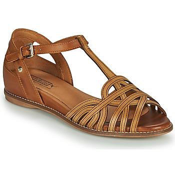 Chaussures Femme Sandales et Nu-pieds Pikolinos TALAVERA W3D Miel