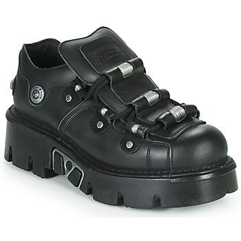 Chaussures Derbies New Rock M-233-C3 Noir