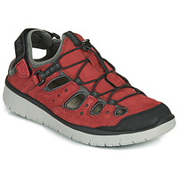 Chaussures Homme Sandales sport Allrounder by Mephisto MAROON Rouge