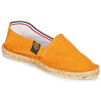 Chaussures Espadrilles Art of Soule LINEN Orange