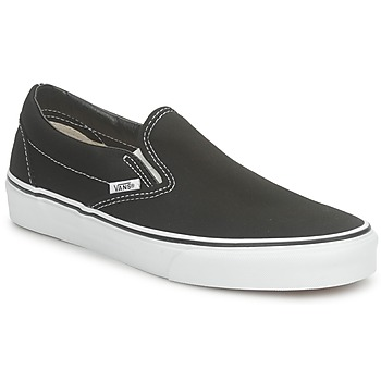 Chaussures Slips on Vans CLASSIC SLIP-ON Noir