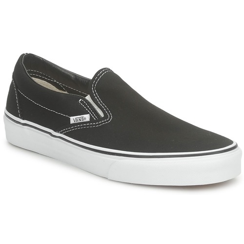 Chaussures Slips on Vans CLASSIC SLIP ON Noir