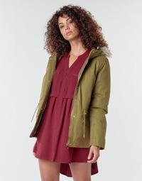 Vêtements Femme Manteaux Deeluxe LINA Kaki