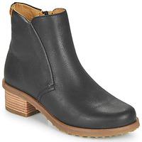 Chaussures Femme Bottines El Naturalista SOFT Noir