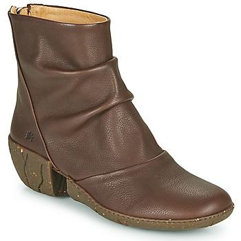 Chaussures Femme Bottines El Naturalista SOFT Marron