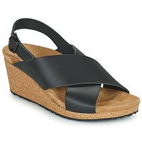 Chaussures Femme Sandales et Nu-pieds Papillio SAMIRA RING BUCKLE Noir