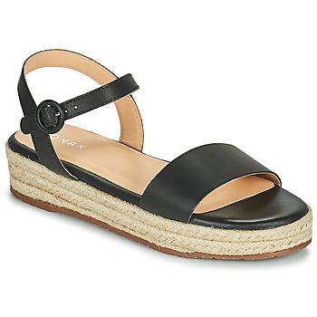 Chaussures Femme Sandales et Nu-pieds Jonak BALI Noir