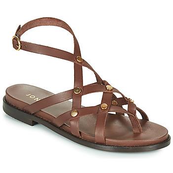 Chaussures Femme Sandales et Nu-pieds Jonak WHITNEY Marron