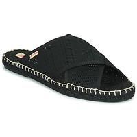 Chaussures Femme Mules Pare Gabia VP BANDEAU Noir