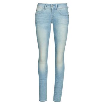 Vêtements Femme Jeans skinny G-Star Raw Lynn Mid Skinny Wmn lt aged