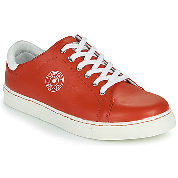 Chaussures Femme Baskets basses Pataugas TWIST/N F2F Rouge