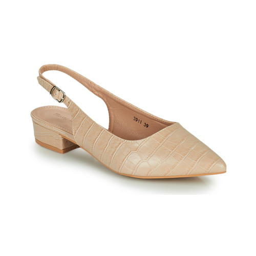 Chaussures Femme Escarpins Moony Mood OGORGEOUS Nude