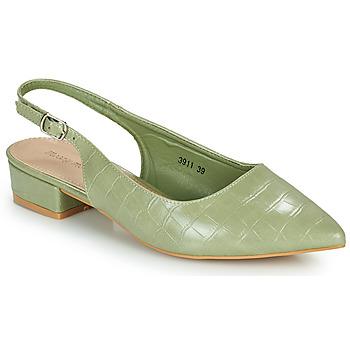Chaussures Femme Escarpins Moony Mood OGORGEOUS Vert amande