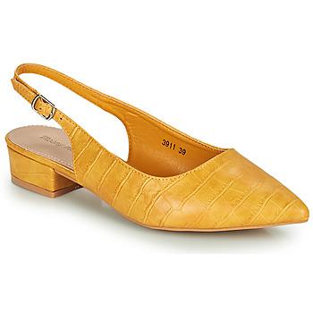 Chaussures Femme Escarpins Moony Mood OGORGEOUS Jaune
