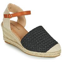 Chaussures Femme Sandales et Nu-pieds Moony Mood OCUTE Noir