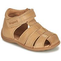 Chaussures Enfant Sandales et Nu-pieds Bisgaard CARLY Beige