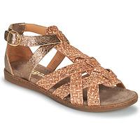 Chaussures Fille Sandales et Nu-pieds Bisgaard CELINE Doré