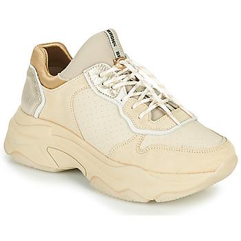 Chaussures Femme Baskets basses Bronx BAISLEY Beige
