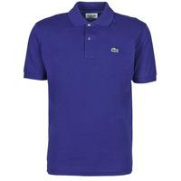 Vêtements Homme Polos manches courtes Lacoste POLO CLASSIQUE L.12.12 Bleu Roi