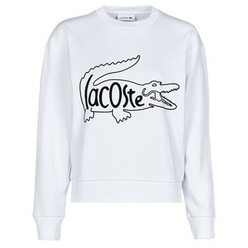 Vêtements Femme Sweats Lacoste SFORZA Blanc
