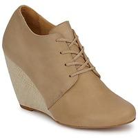 Chaussures Femme Low boots D.Co Copenhagen EMILY Crème