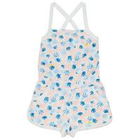 Vêtements Fille Combinaisons / Salopettes Petit Bateau MADDY Multicolore
